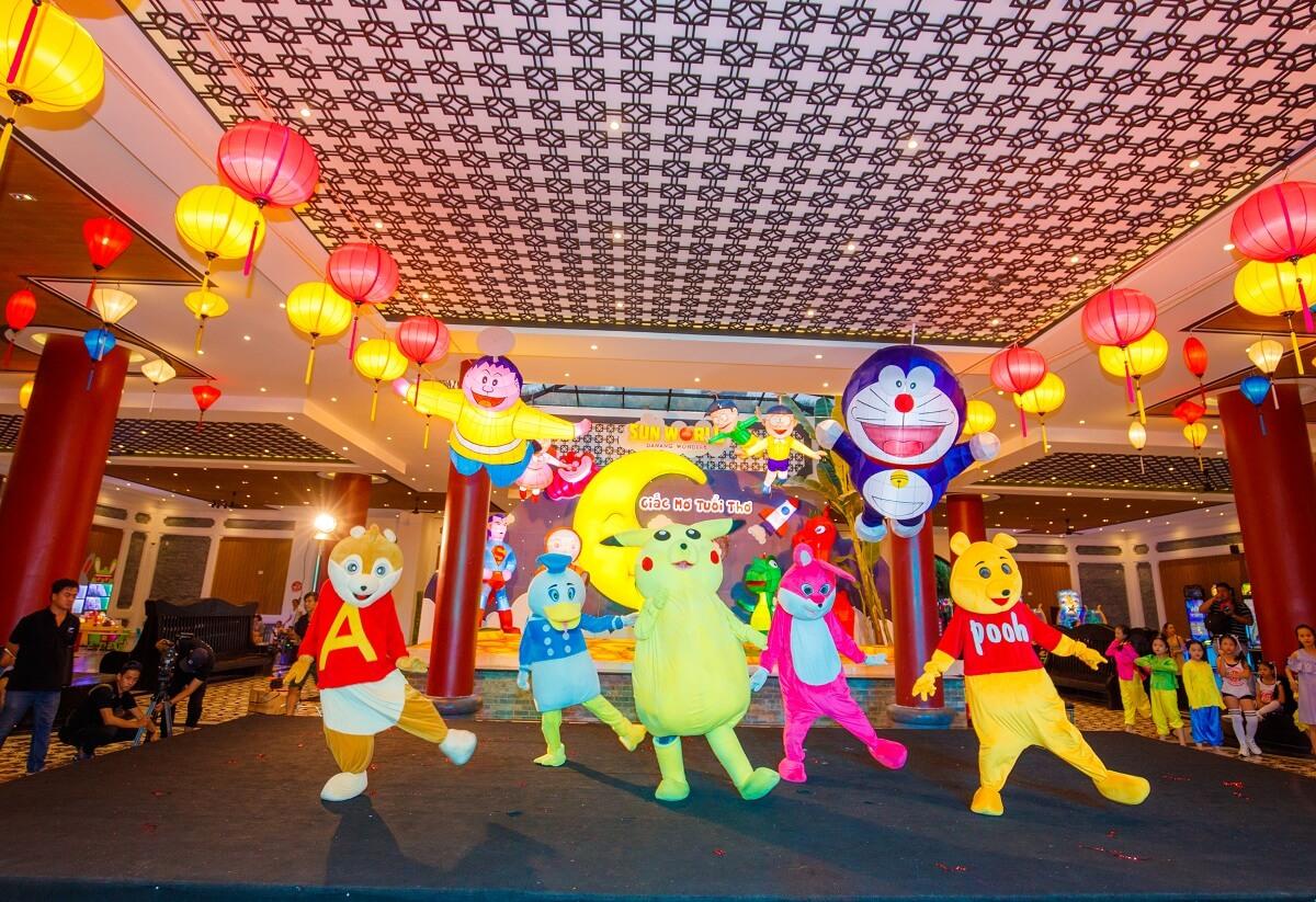 Lạc vào xứ sở thần tiên trong lễ hội đèn lồng 2018 tại Sun World Danang Wonders 6
