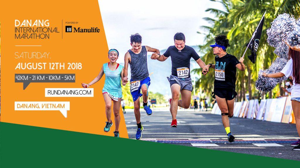 Manulife Danang International Marathon 2018: Tôi tham gia chạy bởi vì tôi YÊU ĐÀ NẴNG