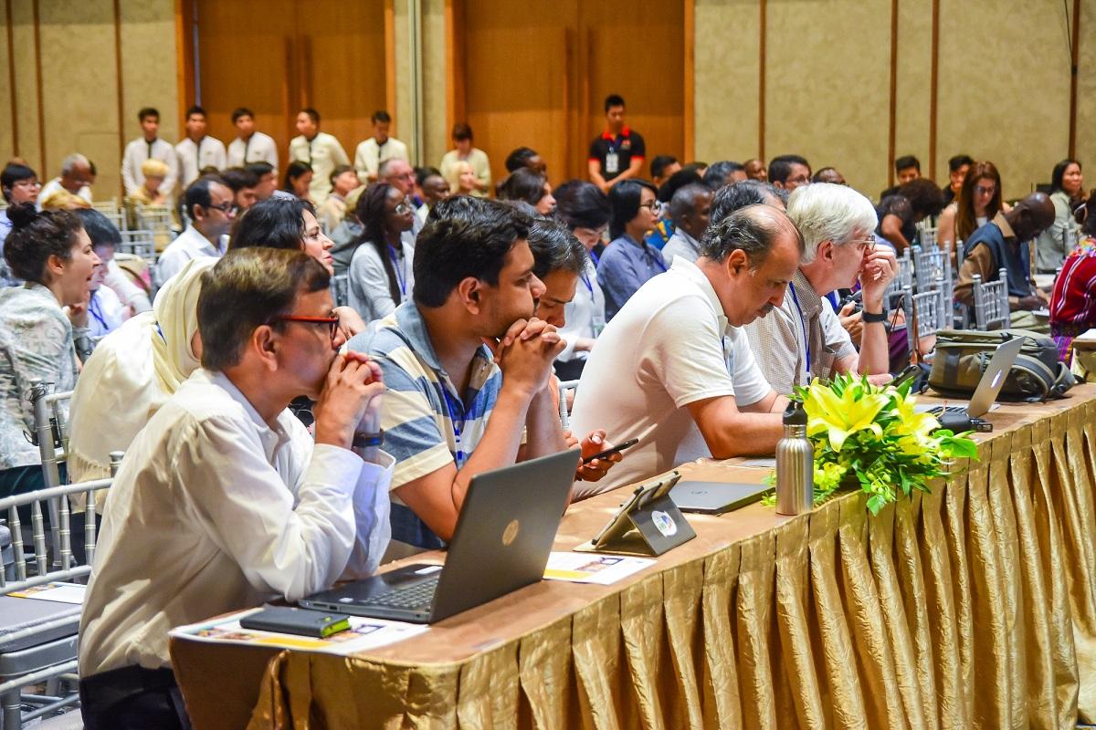 Ngày họp thứ 3 của GEF 6 tại Cung hội nghị quốc tế Ariyana Đà Nẵng 4