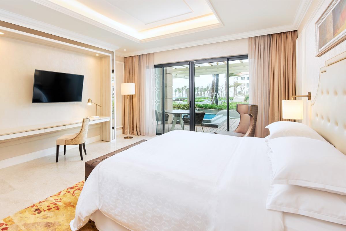 Tận hưởng mùa hè tuyệt vời tại Khu nghỉ dưỡng Sheraton Grand Đà Nẵng