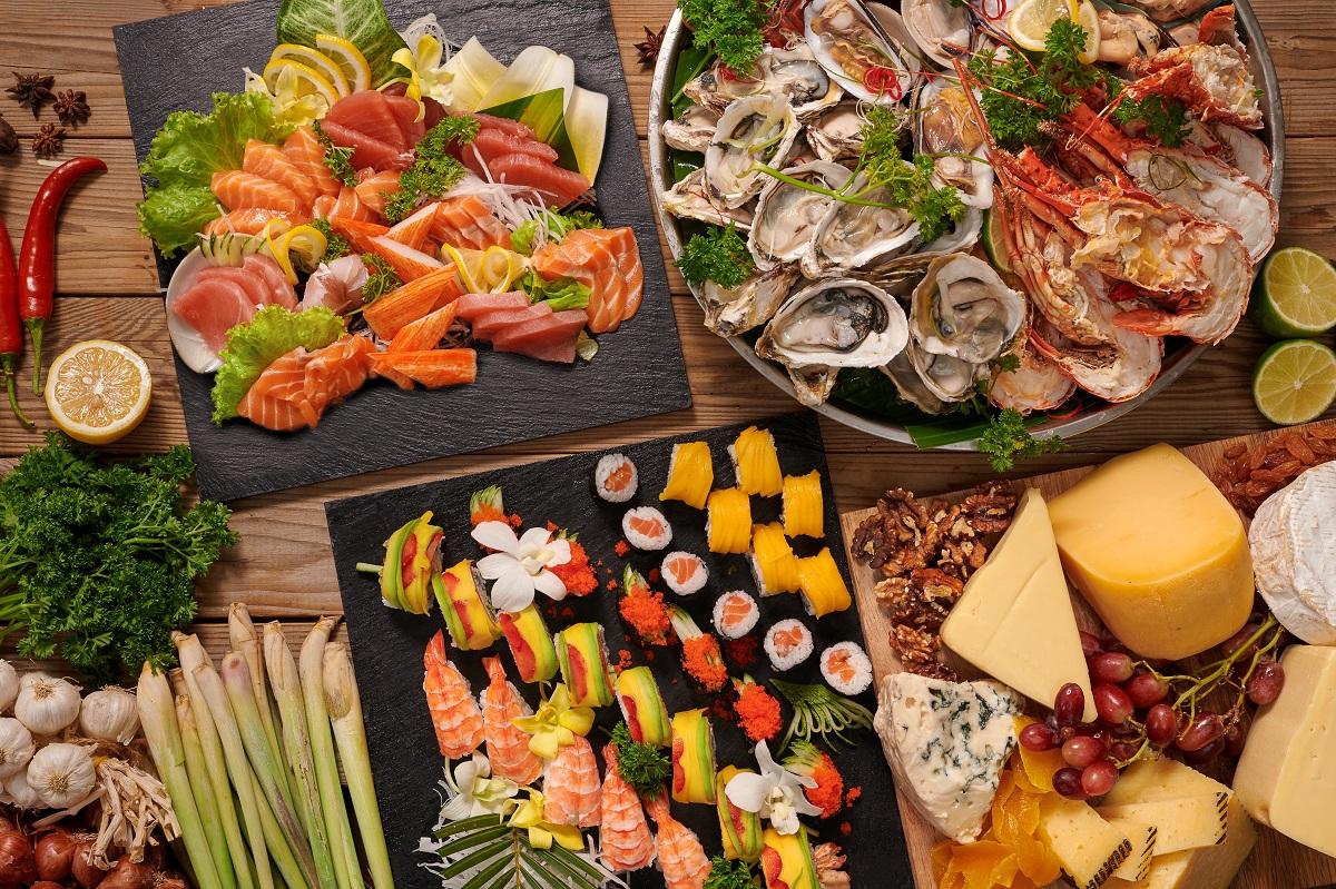 Thỏa mãn vị giác với Tiệc Trưa Chủ Nhật tại Khu nghỉ dưỡng Sheraton Grand Đà Nẵng