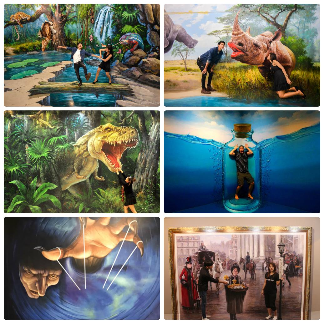 Nhận ngay ưu đãi khi đặt vé Art in Paradise Danang - Phòng tranh 3D Art Đà Nẵng trên Danang FantastiCity 2