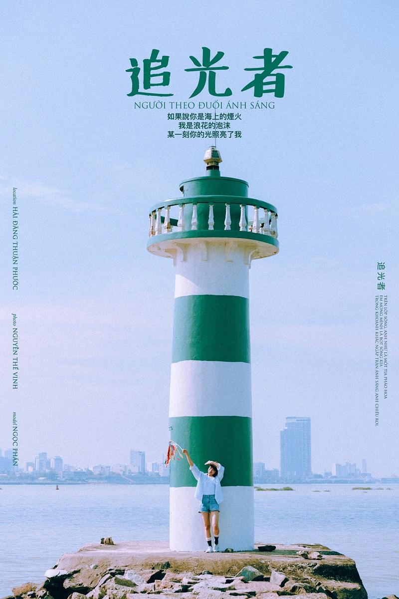 """Bộ ảnh: """"Kể theo đuổi ảnh sáng"""" tại Hải Đăng Thuận Phước Đà Nẵng 9"""