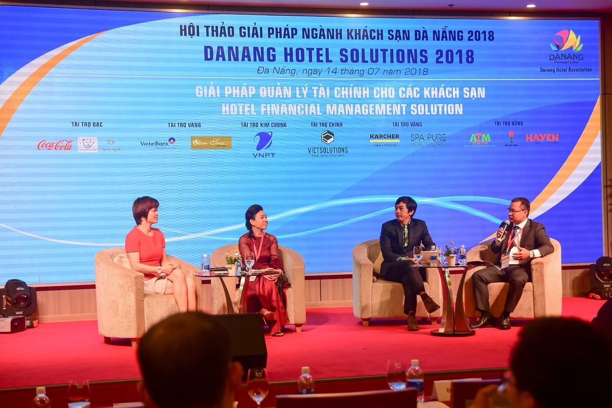Hội khách sạn Đà Nẵng, nhiệm kỳ 2017 - 2022 1