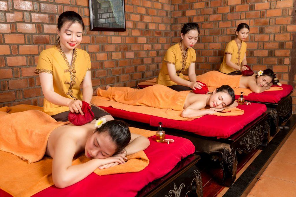"""Chamspa & Massage – Chốn """"LẠ"""" giữa lòng Đà Nẵng! 0117"""