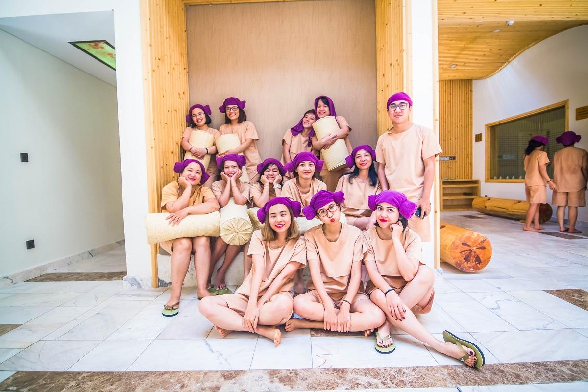 Khuyến mãi hấp dẫn mừng ngày Phụ Nữ Việt Nam 20/10 tại The Holiday Spa & Massage 2