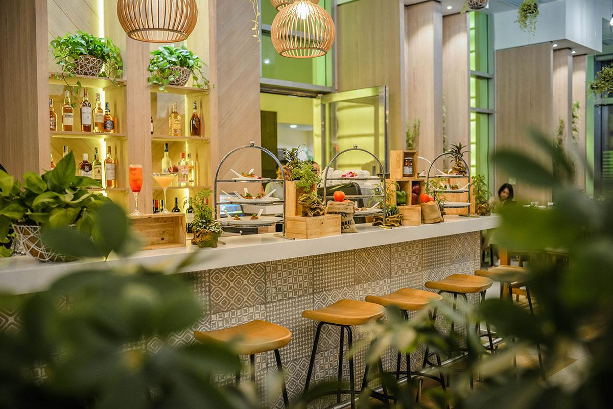 The Veranda Grill – Một trải nghiệm ẩm thực tuyệt vời!