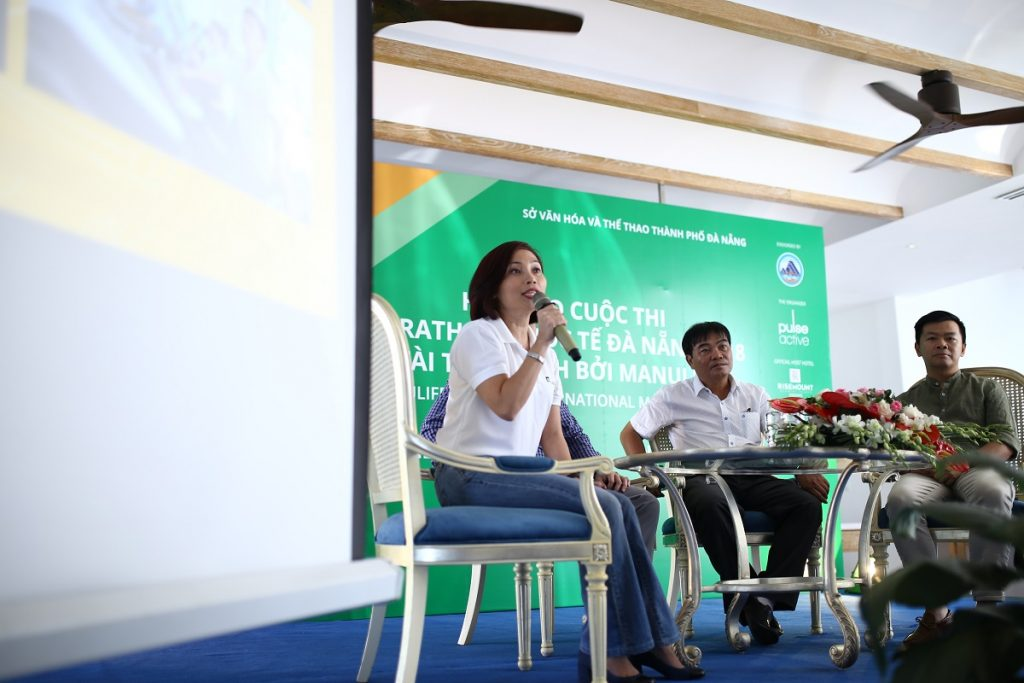 Thông cáo báo chí Cuộc thi Marathon Quốc tế Đà Nẵng năm 2018 tài trợ chính bởi Manulife 5