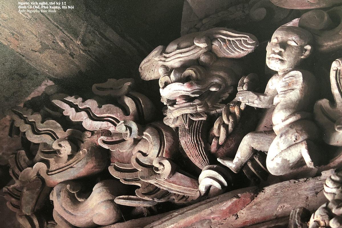 """Triển lãm tư liệu """"Linh vật Nghê Việt"""" tại Bảo tàng Mỹ thuật Đà Nẵng 4"""