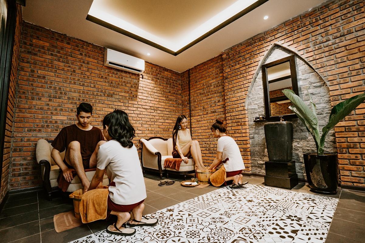 An Spa Sauna Massage GIẢM GIÁ 40% từ 01 - 15/09 - Cổng thông