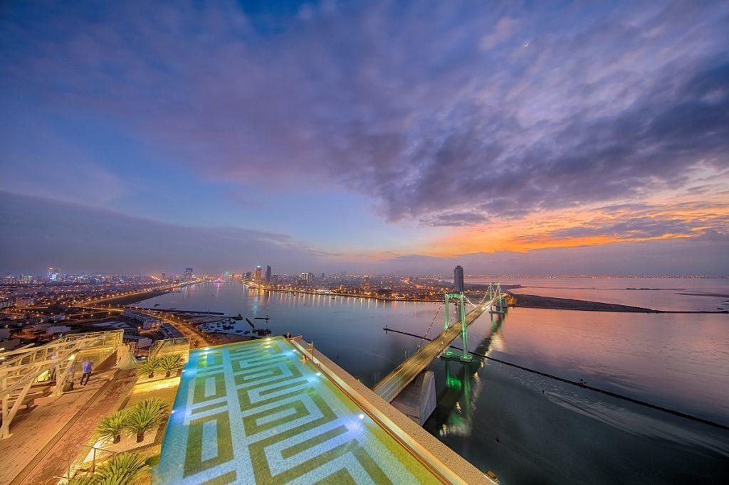 Khách sạn Danang Golden Bay 4