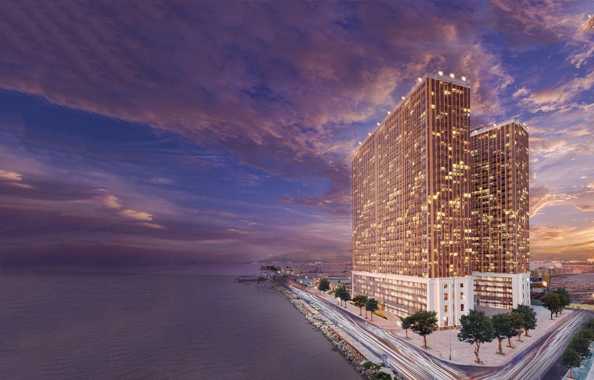 Khách sạn Danang Golden Bay 1