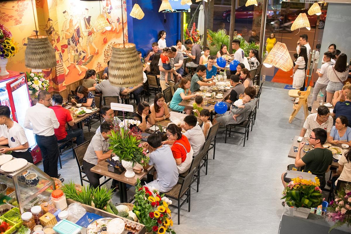 Choáng ngợp với thiên đường ẩm thực Thái chỉ có tại THAI MARKET