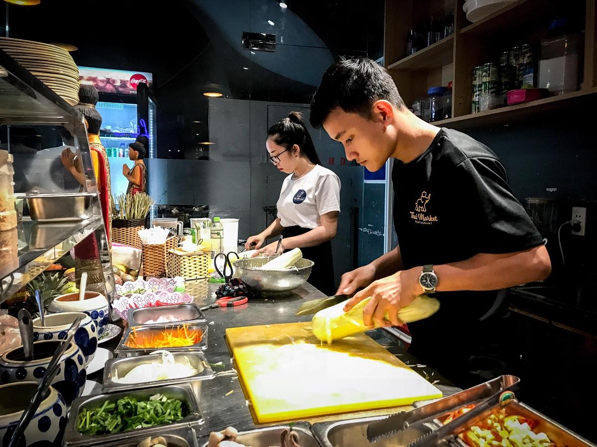 THAI MARKET – Chuỗi nhà hàng Thái chính thống đầu tiên tại miền Trung (Đà Nẵng, Hội An) 4