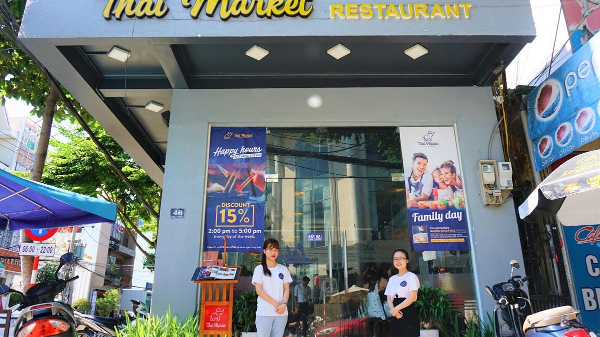 THAI MARKET – Chuỗi nhà hàng Thái chính thống đầu tiên tại miền Trung (Đà Nẵng, Hội An) 9