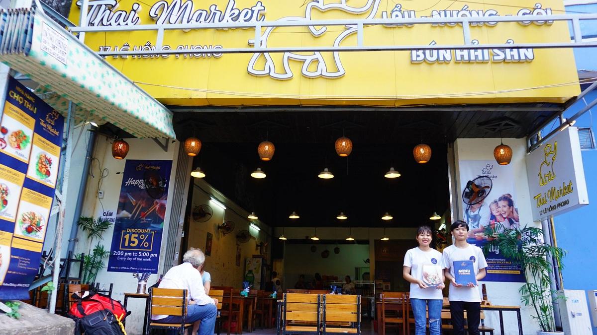 THAI MARKET – Chuỗi nhà hàng Thái chính thống đầu tiên tại miền Trung (Đà Nẵng, Hội An) 11