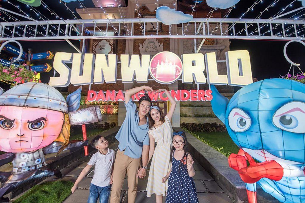 Vui tết Trung thu chỉ với 50.000 Vnđ tại Sun World Danang Wonders 3
