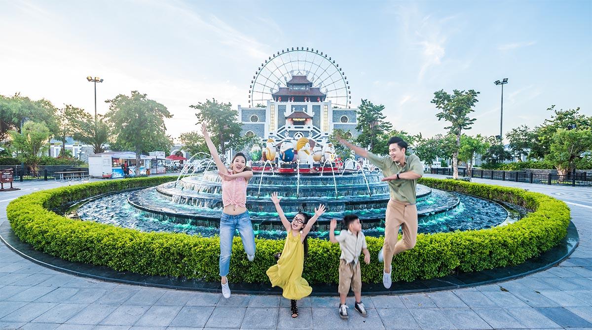 Vui tết Trung thu chỉ với 50.000 Vnđ tại Sun World Danang Wonders 4
