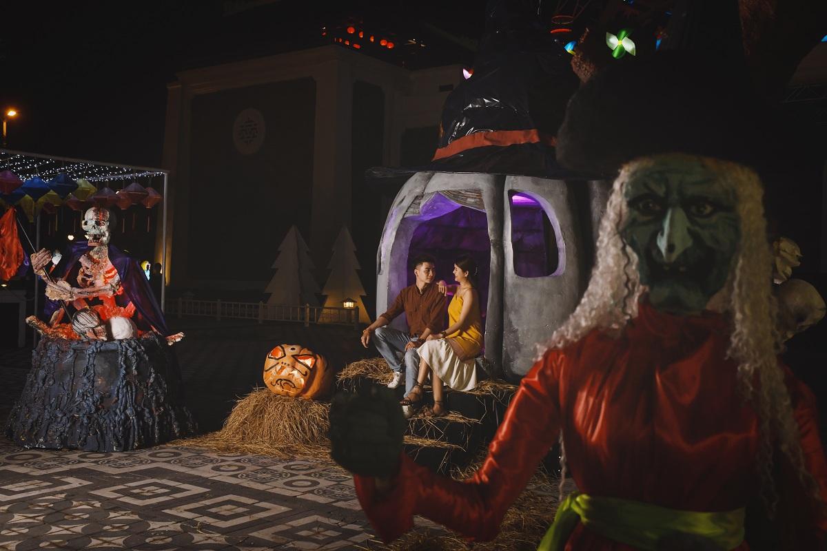 Tuần Halloween 2018 tại Sun World Danang Wonders 3