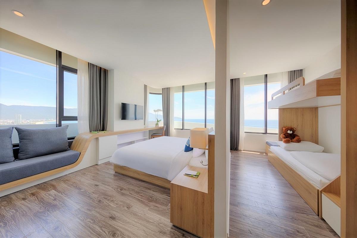 Belle Maison Parosand Danang Hotel 216 Võ Nguyên Giáp, Phước Mỹ, Sơn Trà, Đà Nẵng 1