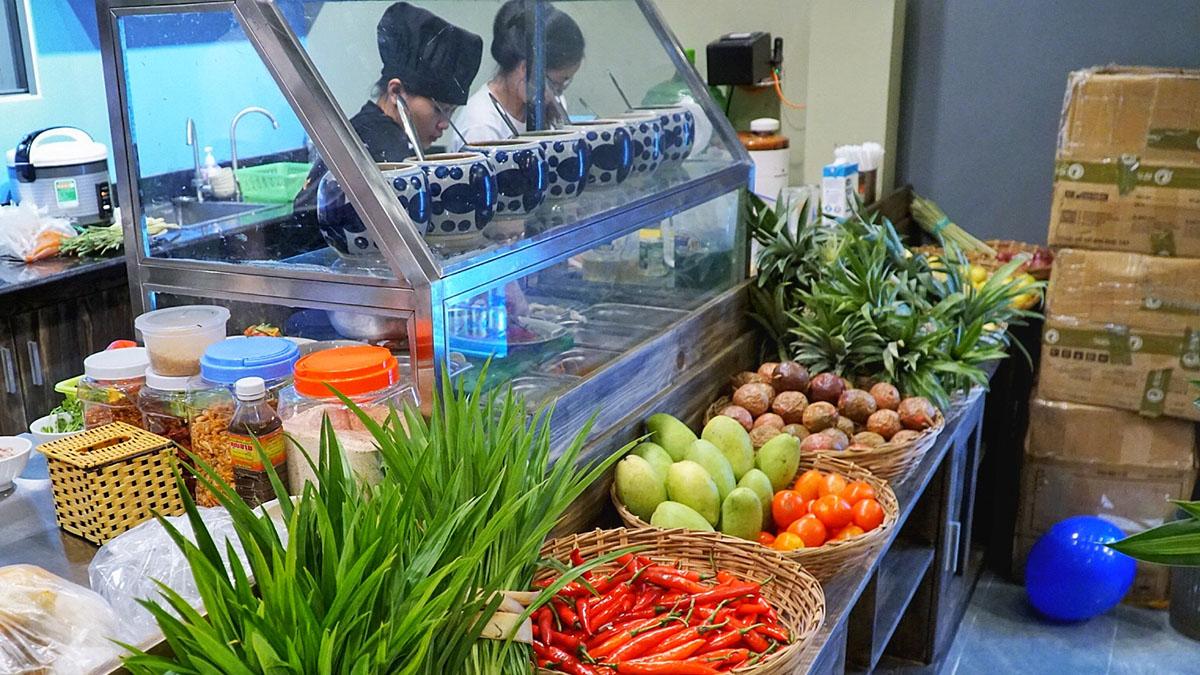 Choáng ngợp với thiên đường ẩm thực Thái chỉ có tại THAI MARKET 3