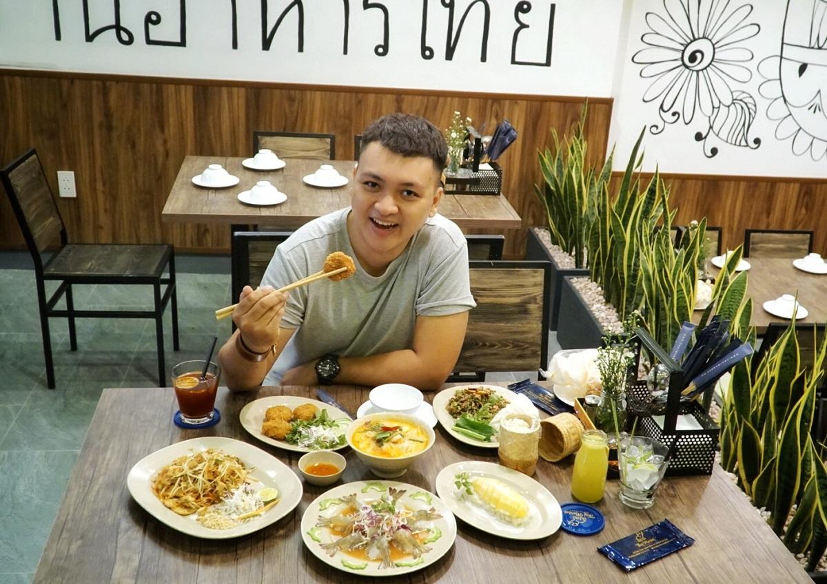 Choáng ngợp với thiên đường ẩm thực Thái chỉ có tại THAI MARKET 5