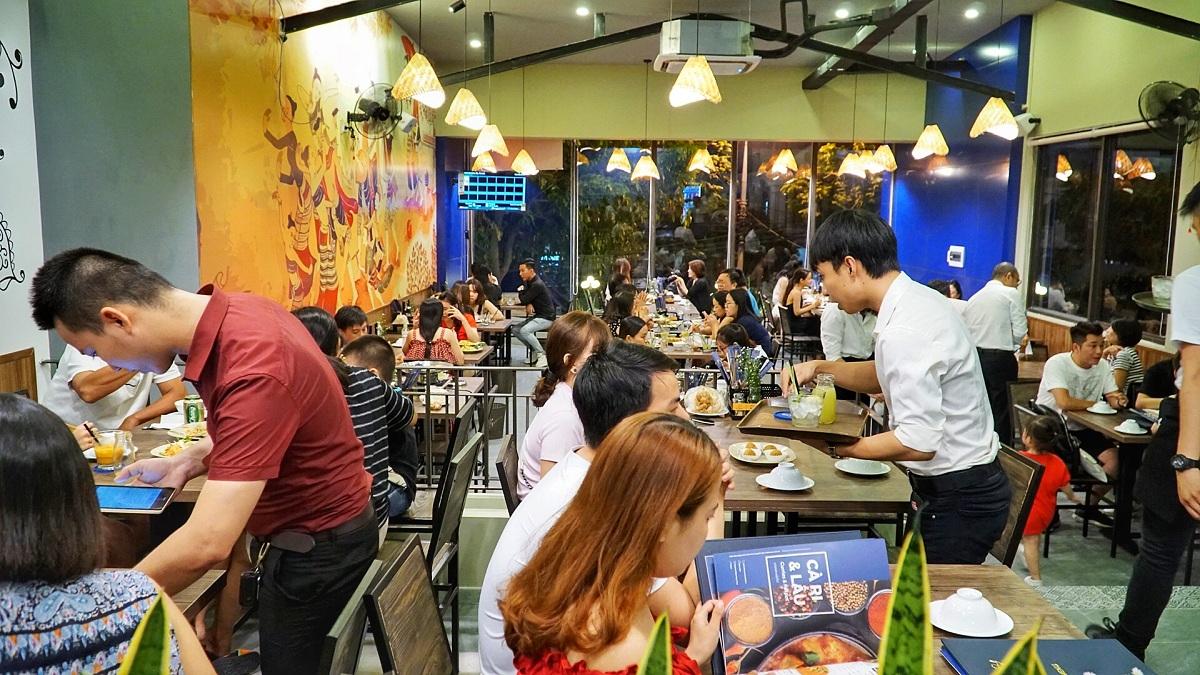 Choáng ngợp với thiên đường ẩm thực Thái chỉ có tại THAI MARKET 1