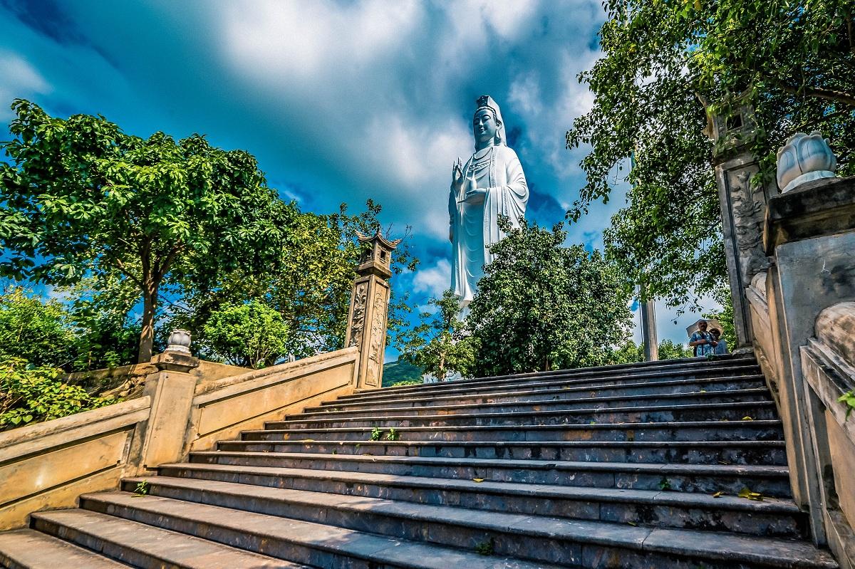 Chùa Linh Ứng - Bãi Bụt - Đà Nẵng 8