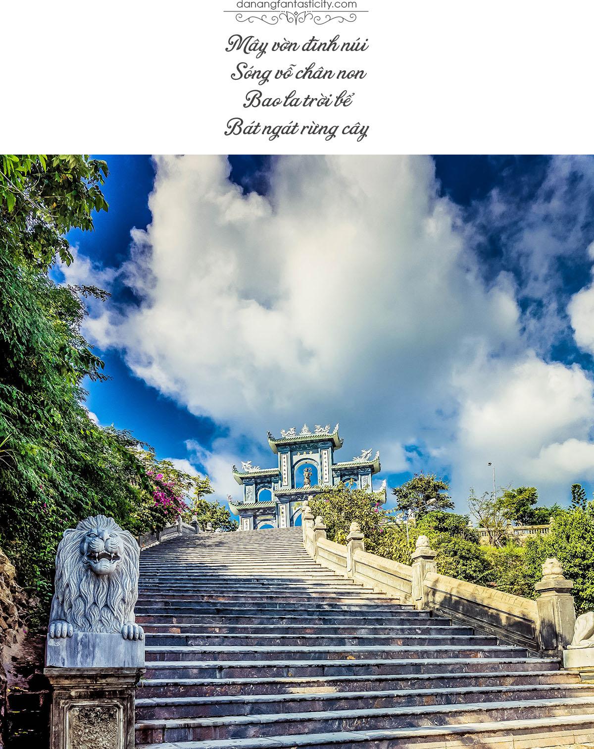 Chùa Linh Ứng - Bãi Bụt - Đà Nẵng 3