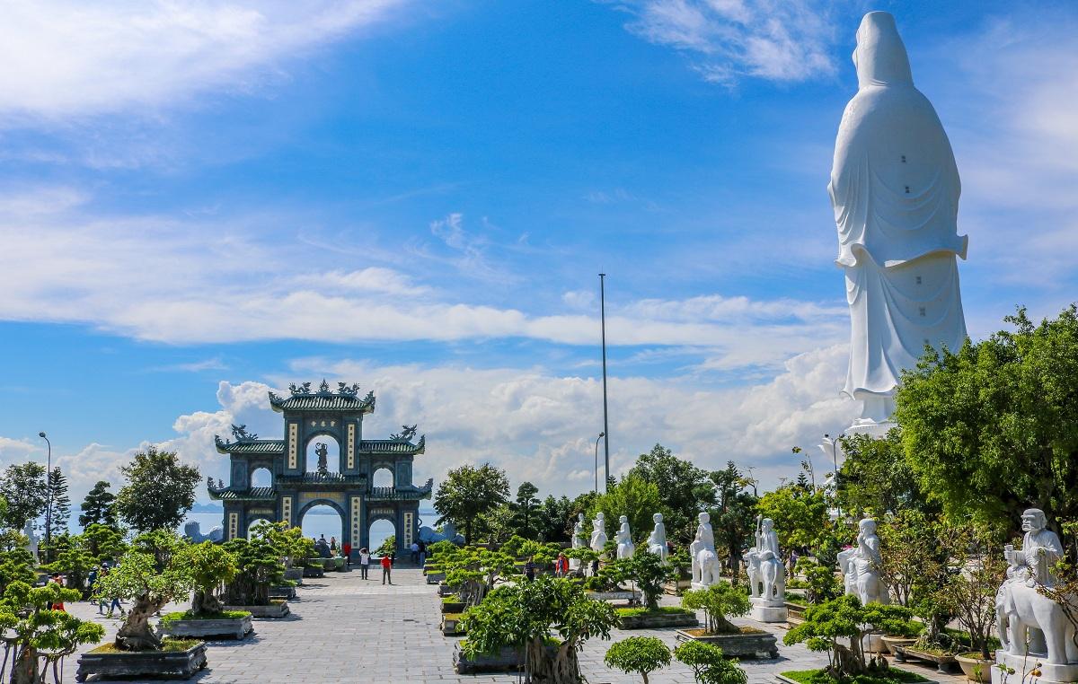 Chùa Linh Ứng - Bãi Bụt - Đà Nẵng 4
