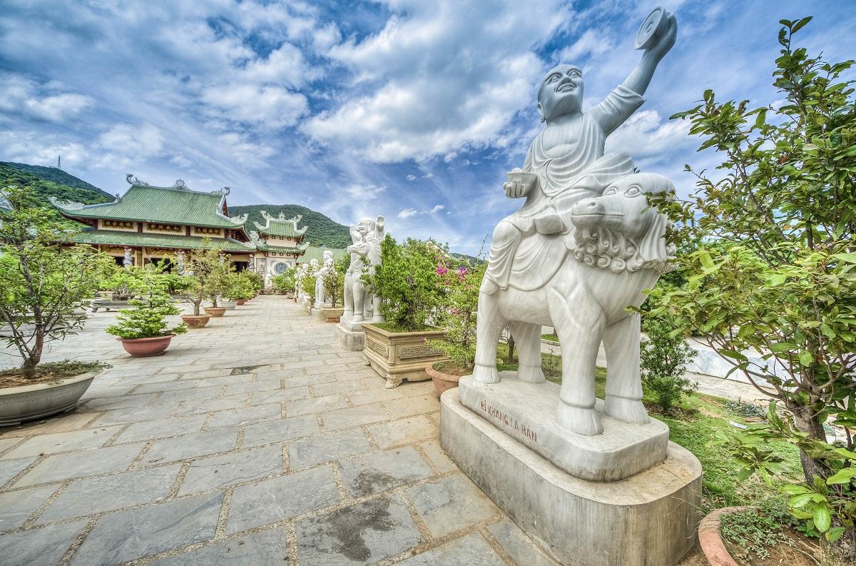 Chùa Linh Ứng - Bãi Bụt - Đà Nẵng 5