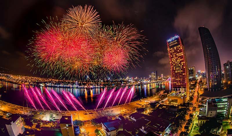 Lễ hội pháo hoa Quốc tế Đà Nẵng 2019 sẽ diễn ra trong 05 đêm, từ 01/06 đến 06/07/2019 2