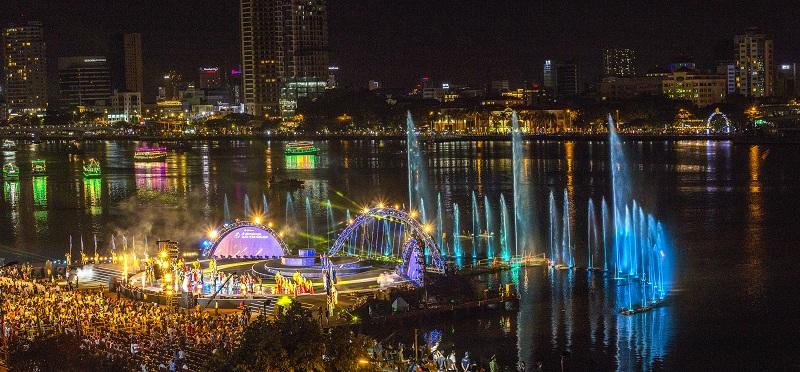 Lễ hội pháo hoa Quốc tế Đà Nẵng 2019 sẽ diễn ra trong 05 đêm, từ 01/06 đến 06/07/2019 4