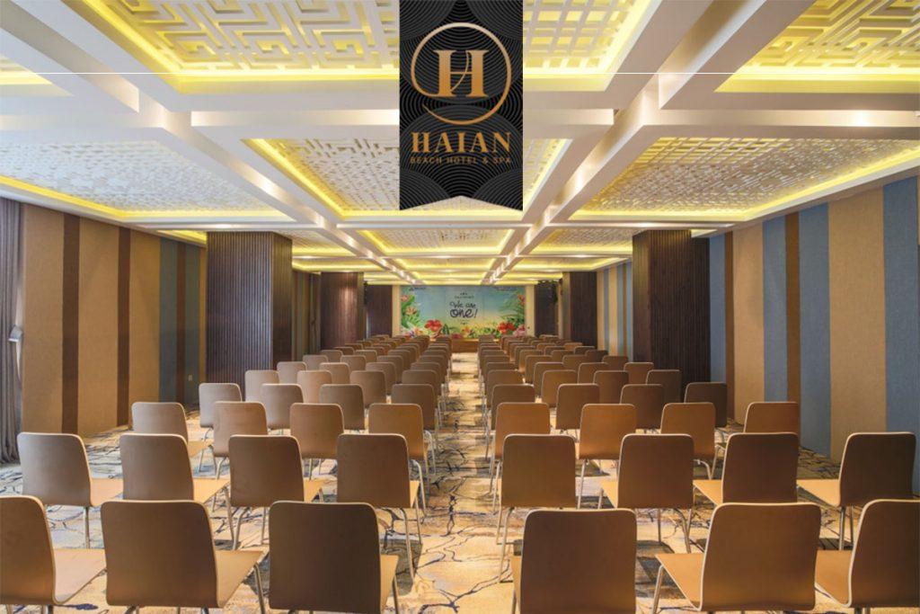HAIAN BEACH HOTEL SPA: Một trong những khách sạn có phòng hội nghị tốt nhất Đà Nẵng