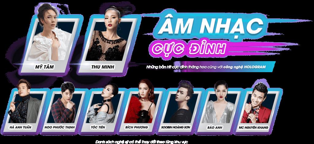 """Honda Việt Nam: Đại tiệc âm nhạc công nghệ """"LUÔN LẮNG NGHE, LUÔN VÌ BẠN"""" 14.12 tại Đà Nẵng 1"""