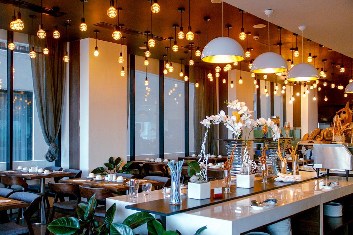 Nhà hàng Nem tại khách sạn Belle Maison Parosand Đà Nẵng