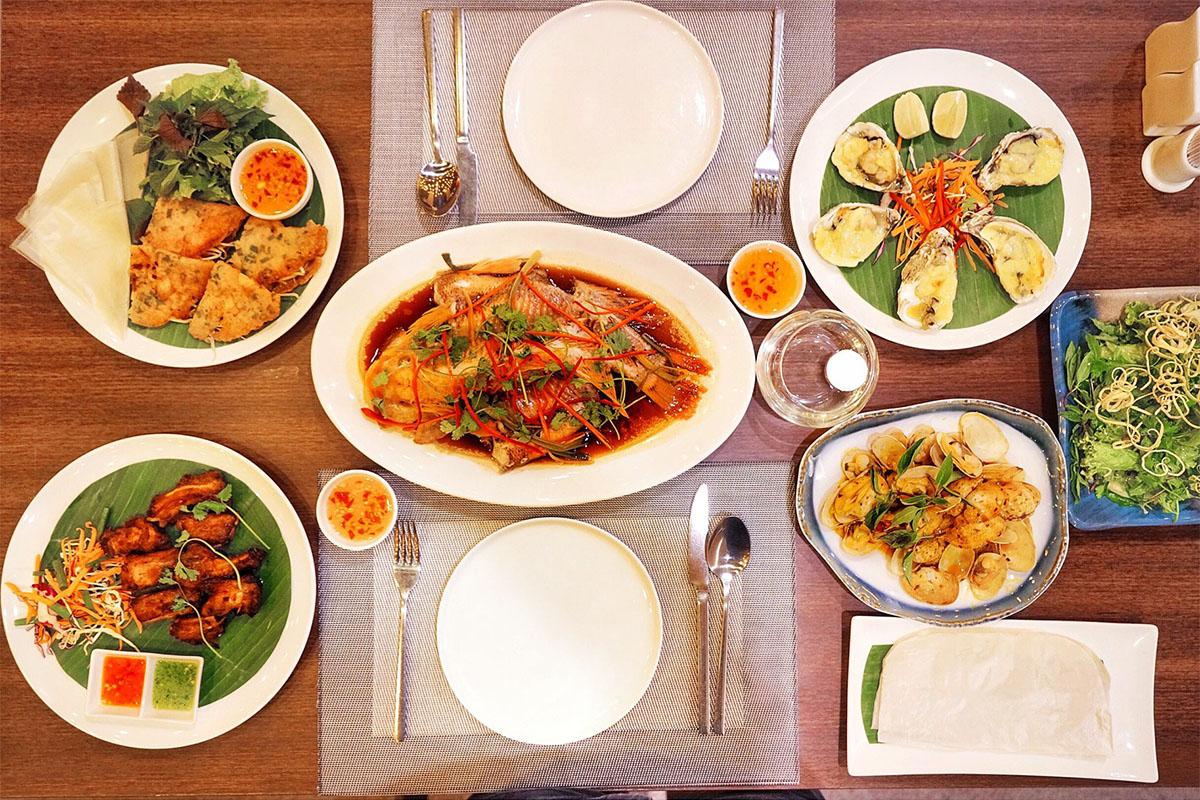 Nhà hàng Nem tại khách sạn Belle Maison Parosand Đà Nẵng 6
