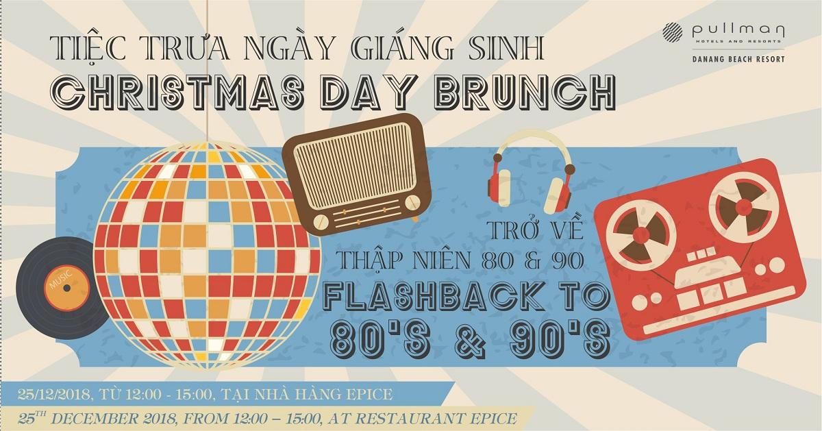 Tiệc giáng sinh và năm mới tại Đà nẵng Hấp dẫn các buổi tiệc mùa lễ hội giáng sinh và năm mới tại Pullman Danang Beach Resort 2