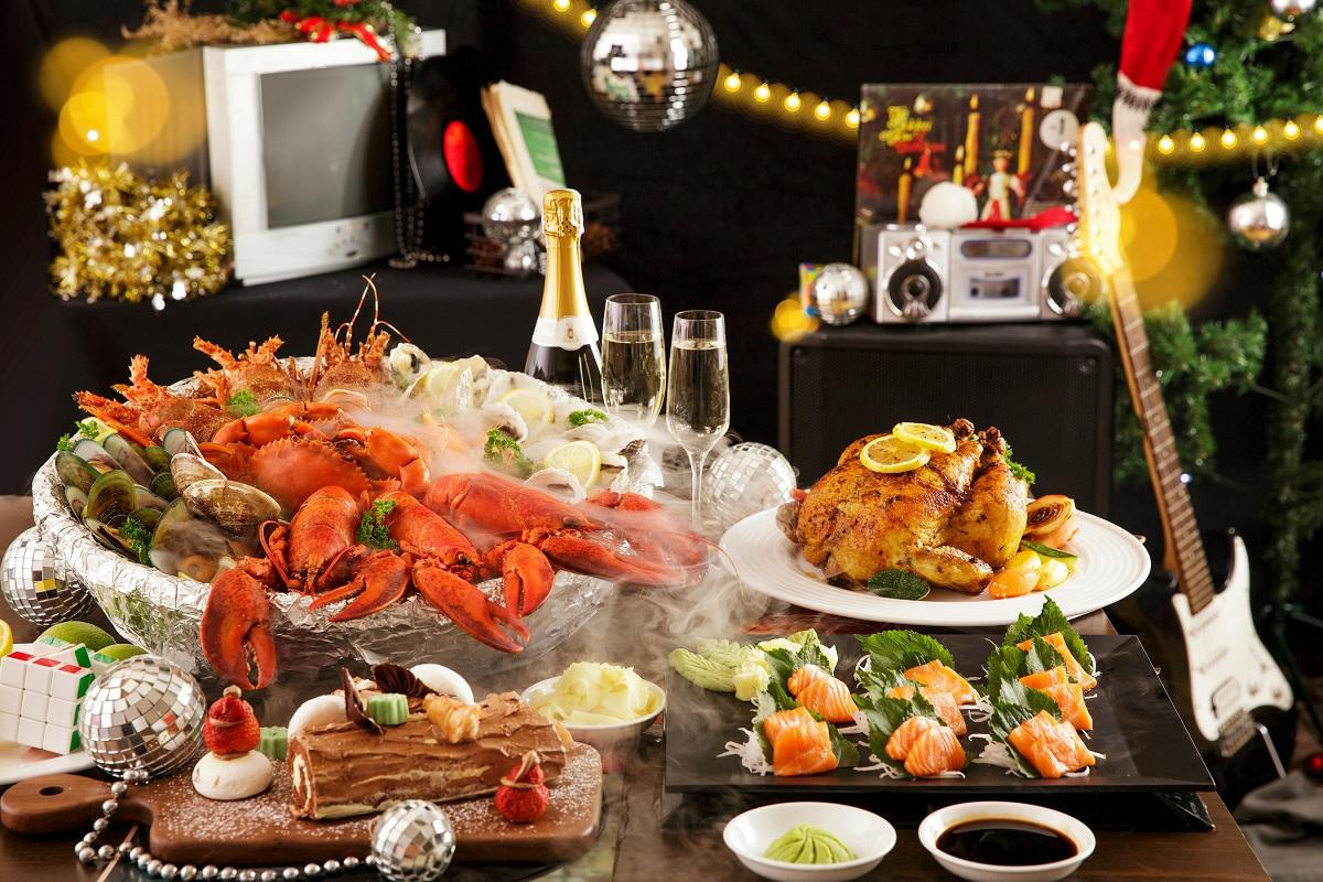 Tiệc giáng sinh và năm mới tại Đà nẵng Hấp dẫn các buổi tiệc mùa lễ hội giáng sinh và năm mới tại Pullman Danang Beach Resort 1