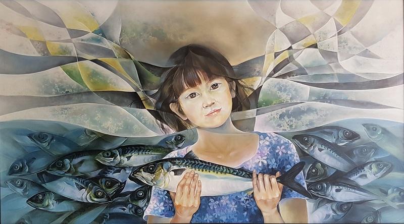 """Triển lãm """"Mỹ thuật Đà Nẵng 2018"""" 1"""