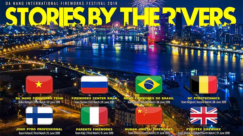 Chính thức khởi động Lễ hội pháo hoa quốc tế Đà Nẵng 2019 1