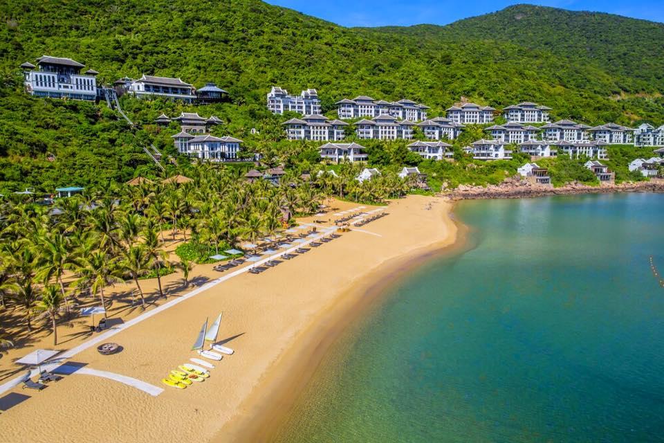 """InterContinental Danang Sun Peninsula Resort được WTA vinh danh """"Khu nghỉ dưỡng thân thiện với môi trường nhất thế giới 2018"""""""