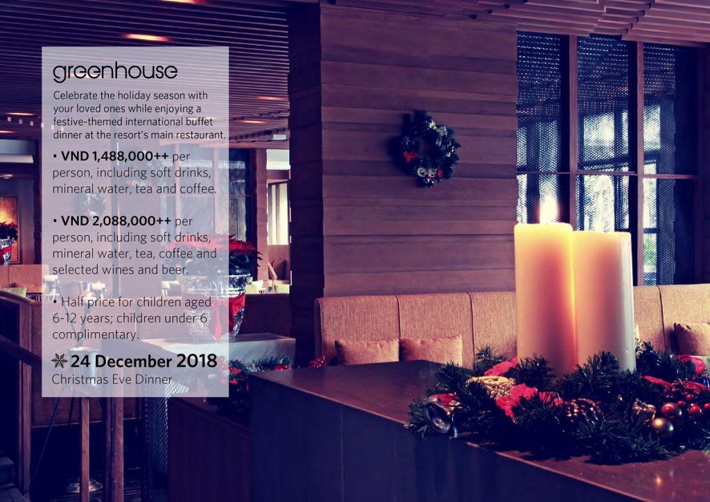 Tận hưởng mùa lễ hội cuối năm tại Hyatt Regency Đà Nẵng Resort & Spa 1
