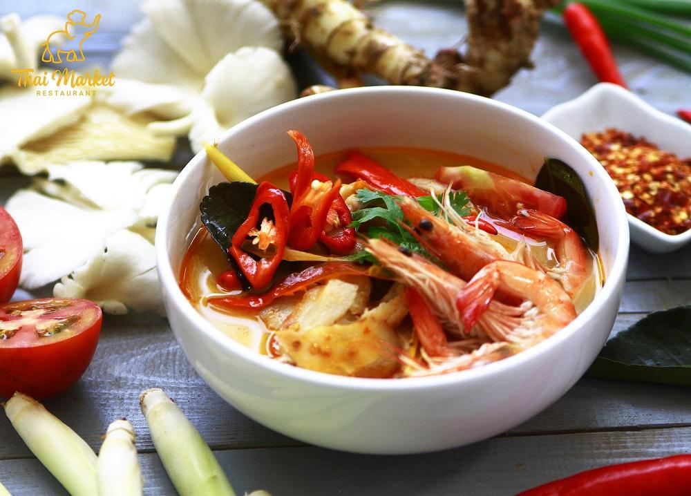 """Thái Market – Ẩm thực Thái có """"một không hai"""" giữa lòng Đà Nẵng  4"""