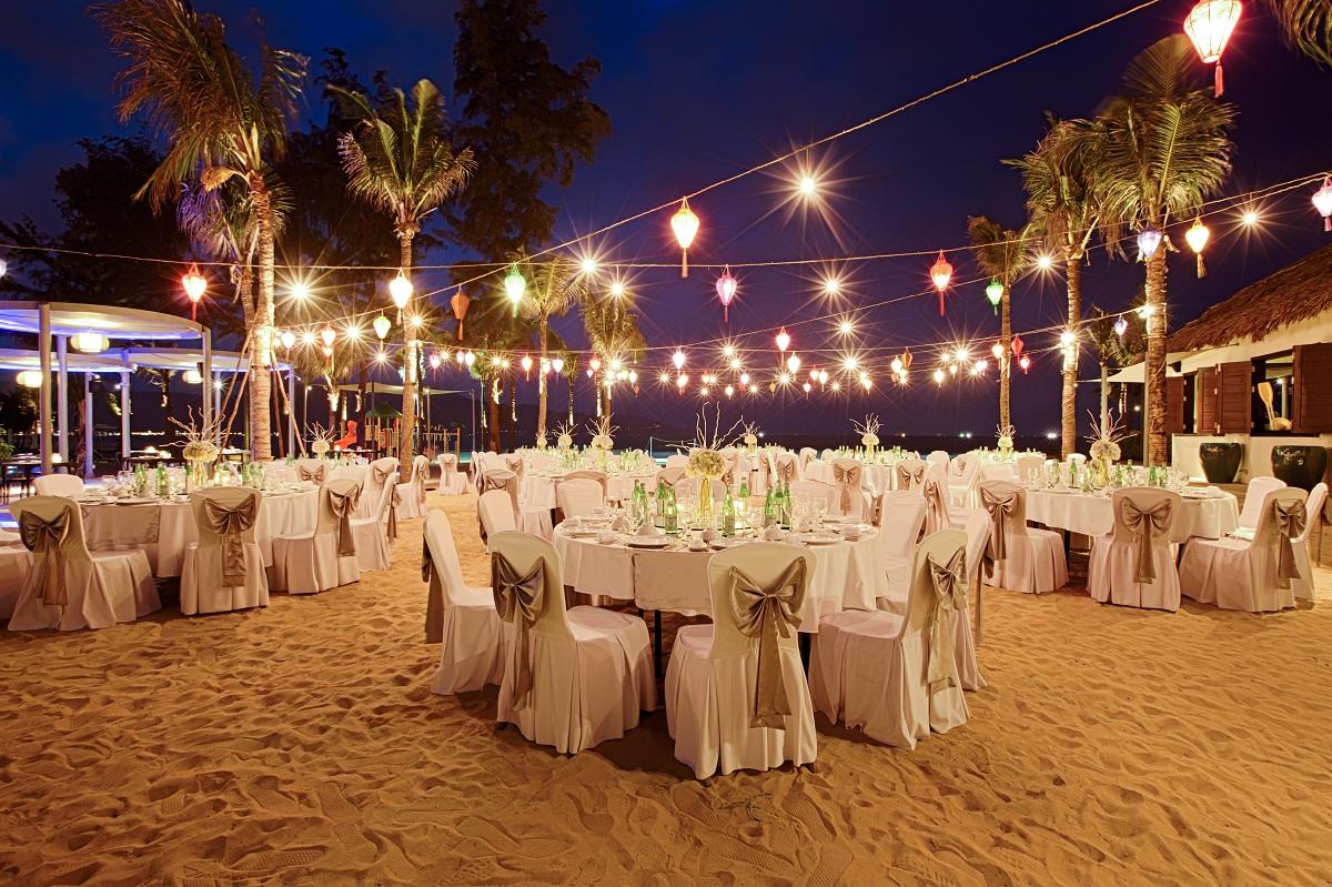 Pullman Danang Beach Resort: Thiên đường tổ chức tiệc cưới ở biển Đà Nẵng, tổ chức tiệc cưới ở resort biển Đà Nẵng, tổ chức tiệc cưới ở biển Đà Nẵng với chi phí tổ chức tiệc cưới trên biển 11