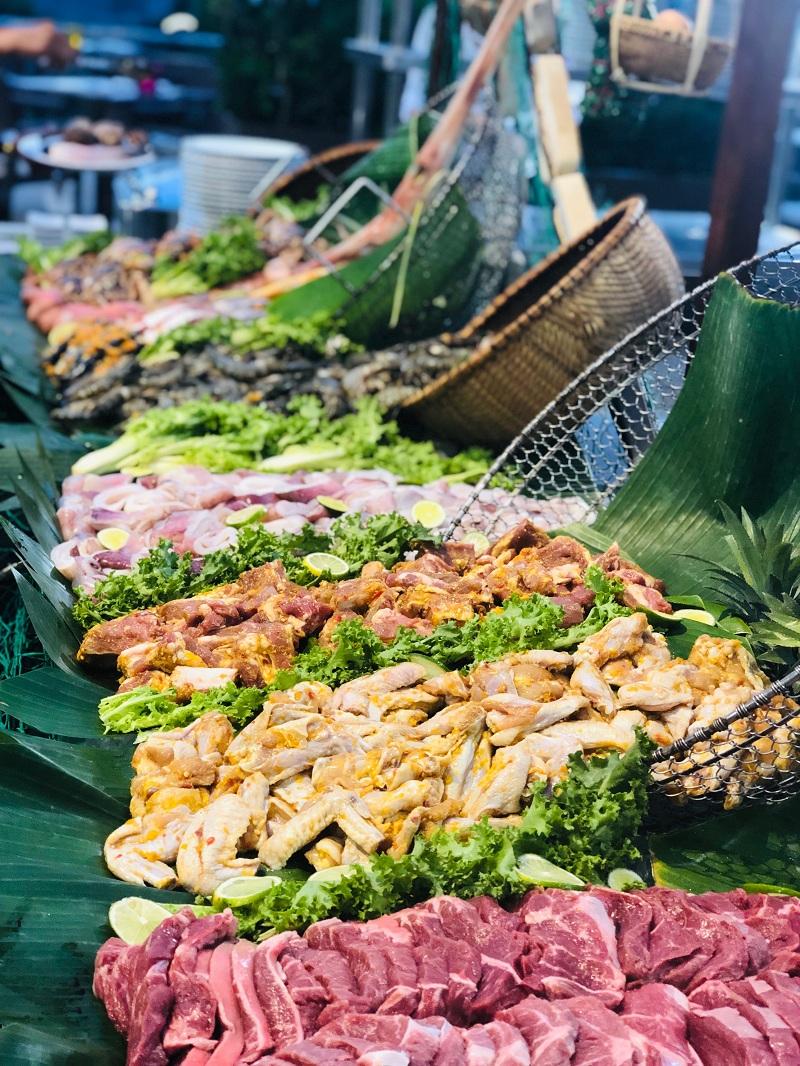 Dai Tiec Buffet Hai San Mung Ngay Quoc Te Thieu Nhi Tai Grand Mercure Danang 7