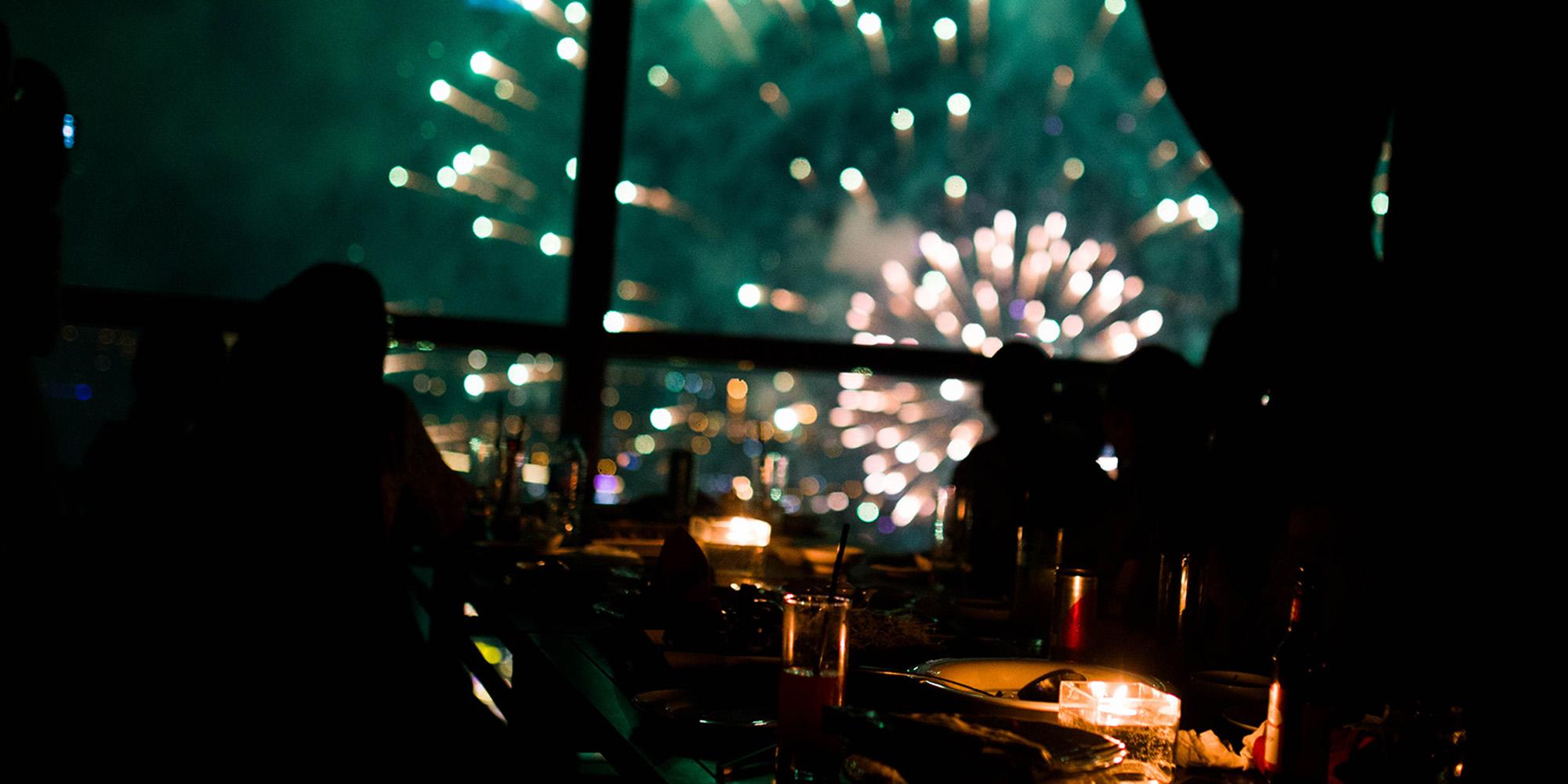 Hai Cang Restaurant Novotel Danang Enjoy Danang International Fireworks Festival From The Best Viewing Spots In Danang 01