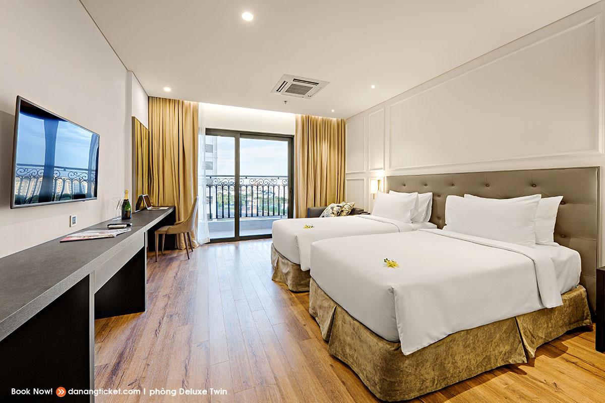 Phong Deluxe Twin Mot Ngay De Yeu Va Tan Huong Nhung Man Phao Hoa An Tuong Cung Danang Golden Bay 30