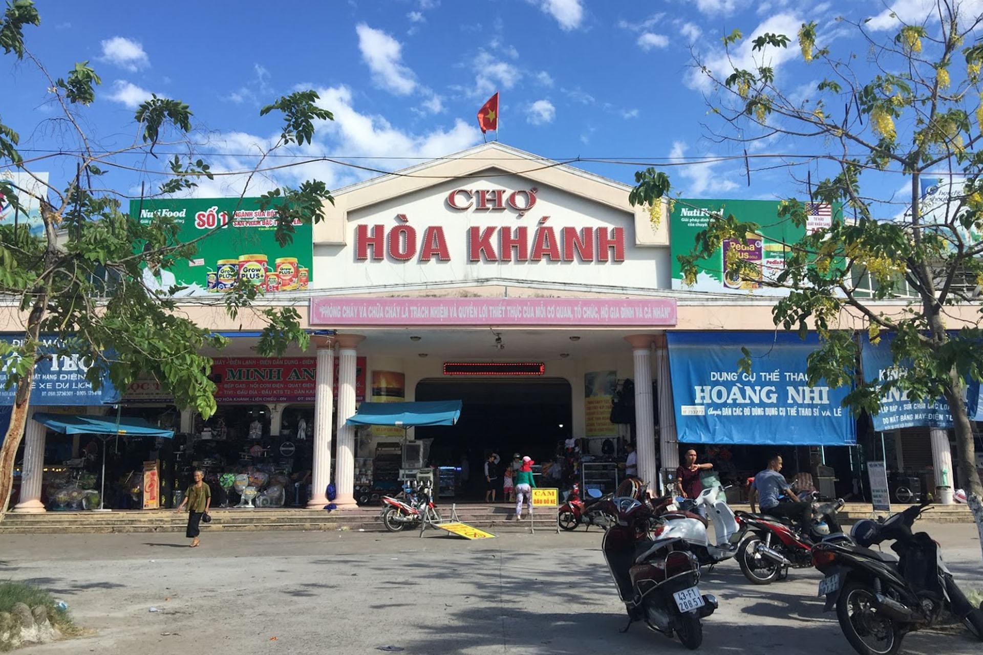 Cho Hoa Khanh Da Nang