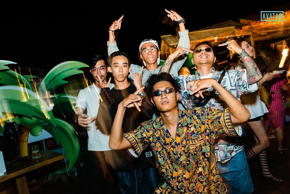 Soi Dong Beer Pool Party Cung Dai Tiec Phao Hoa Diff 2019 Tai Danang Golden Bay 09